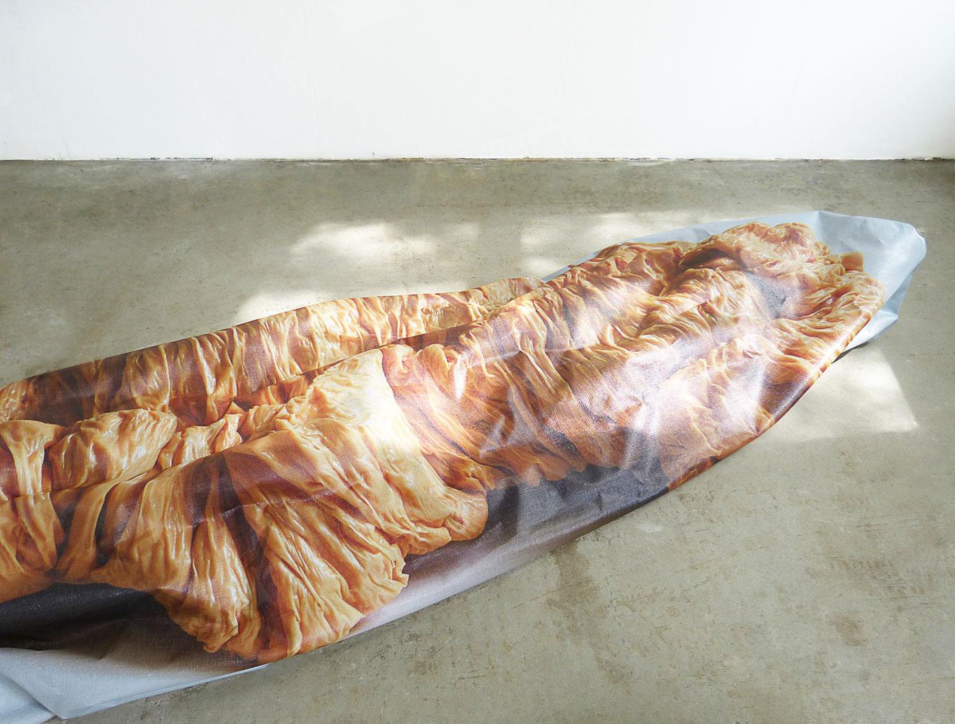 Reiner Maria Matisyk : Print auf Boden