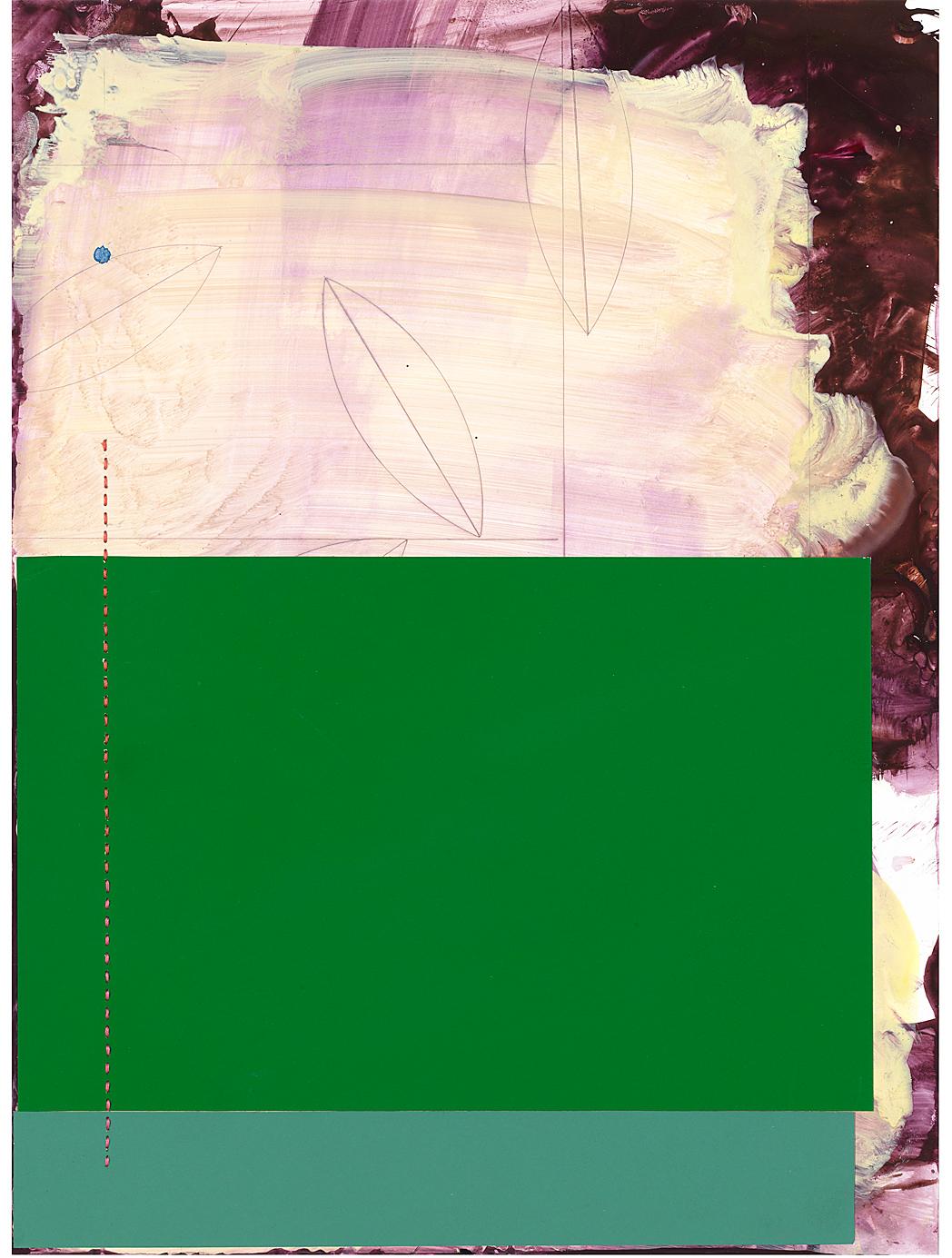 Paperwork, o.T., mixed media, 33 x 25 cm