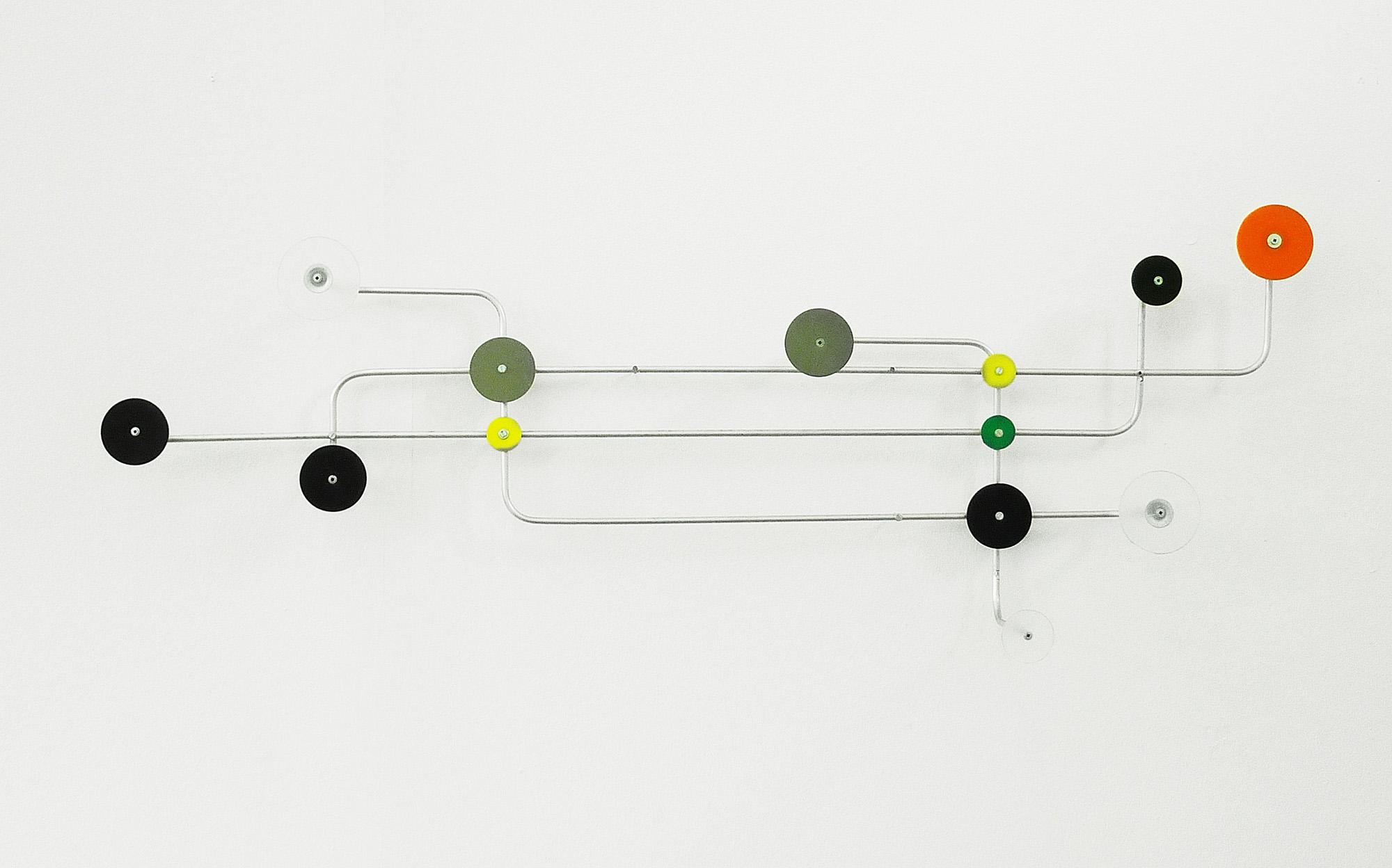 o.T. 2012; 40 x 100 cm