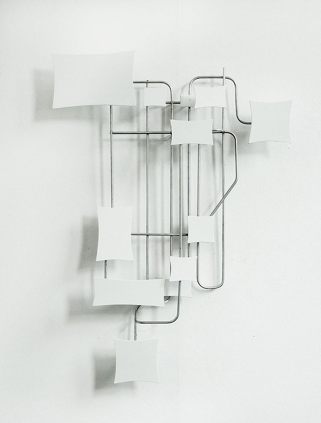 o.T. 2013; 83 x 60 cm