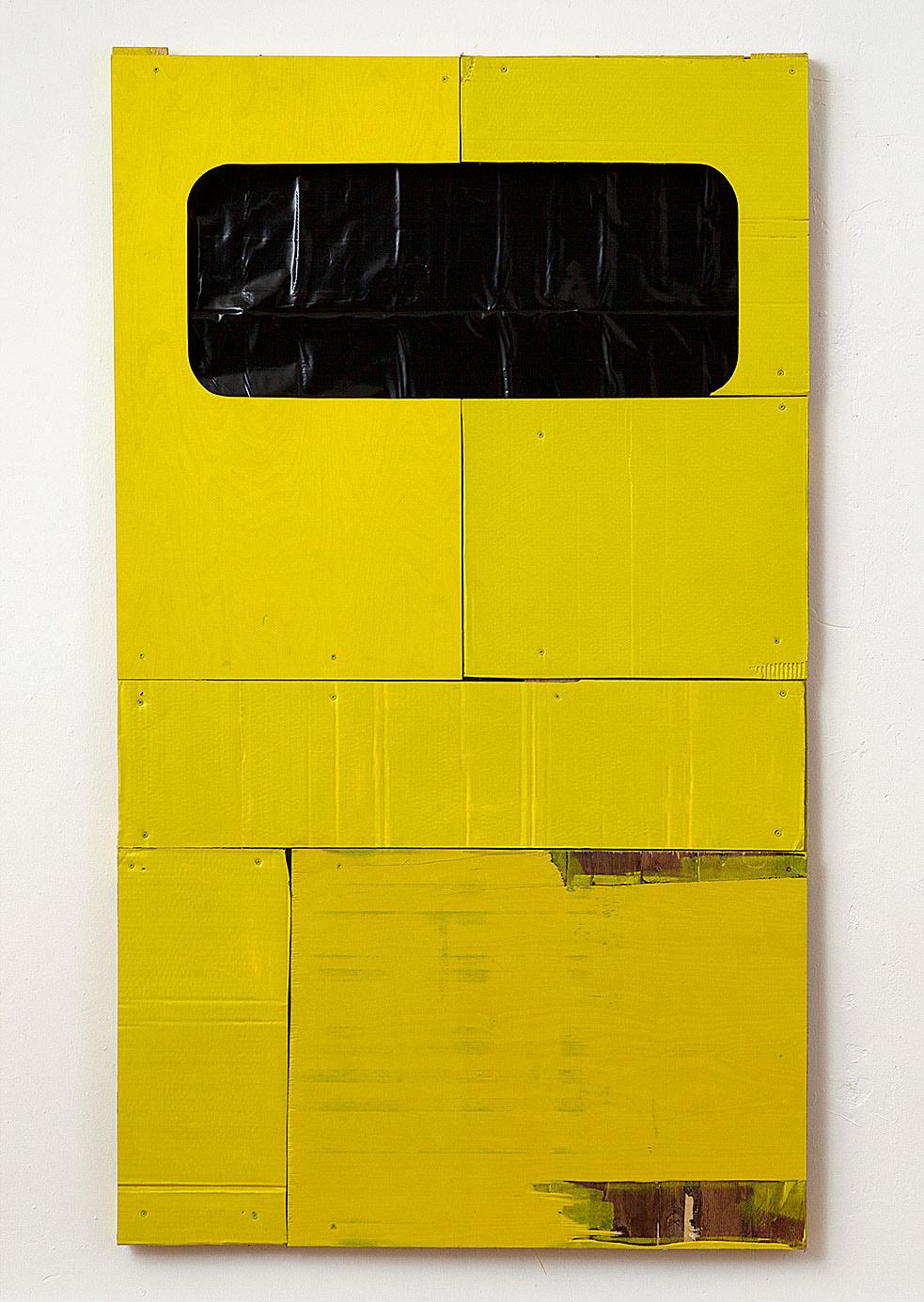 o.T., 2012; 100 x 175 cm