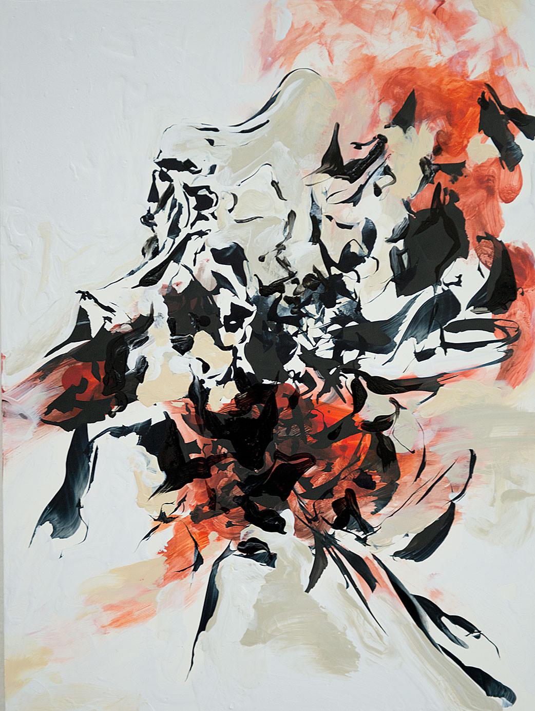 """""""Tender Turn"""", 2013; 30 x 23 cm"""
