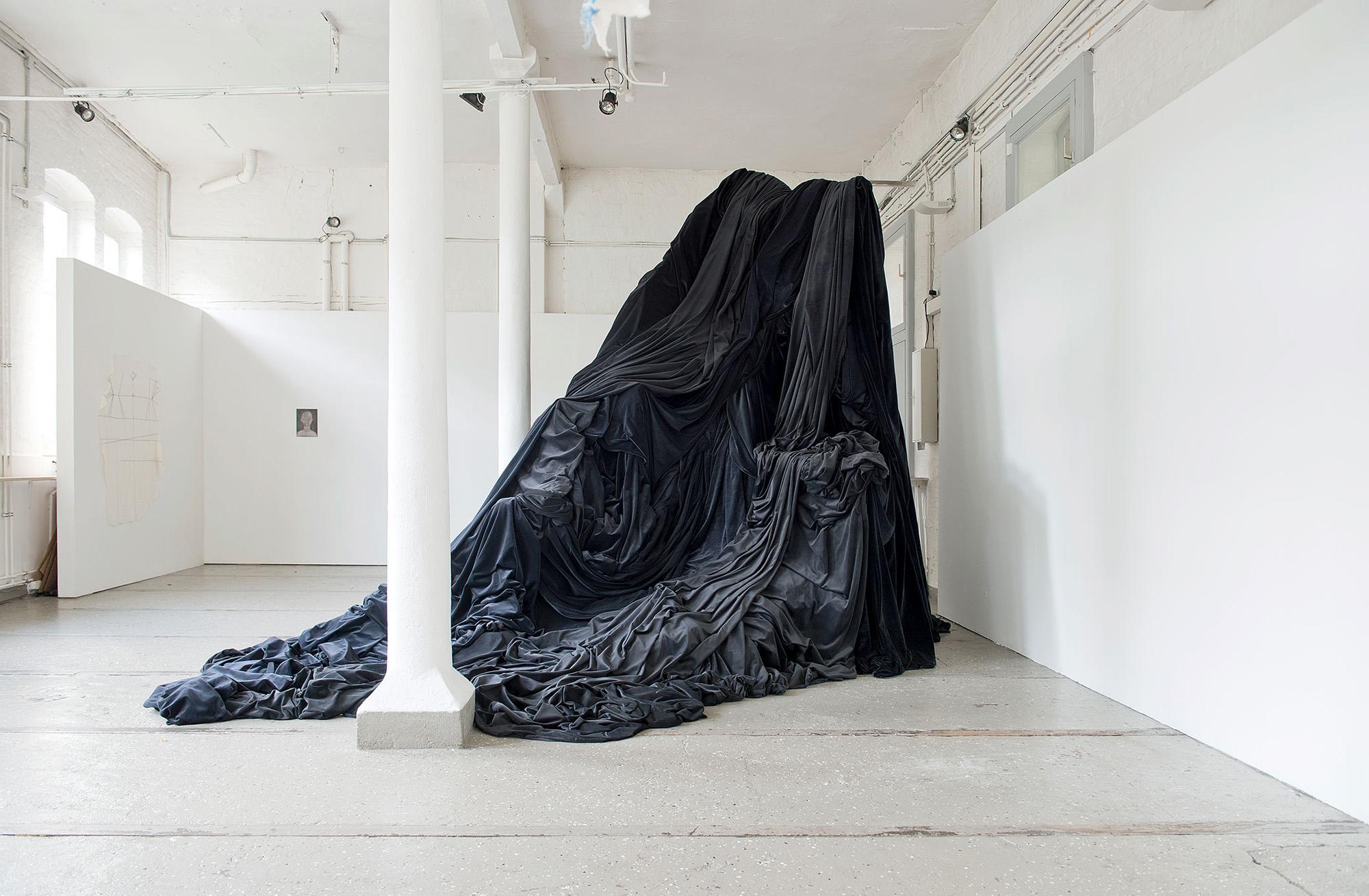 o.T. 2014; 340 x 480 cm
