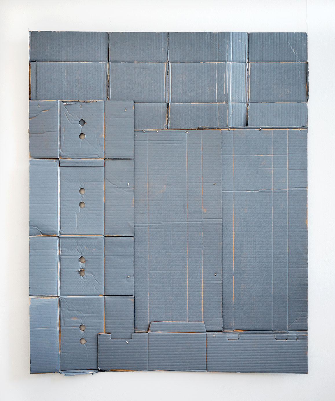 o.T., 2015; 165 x 135 cm