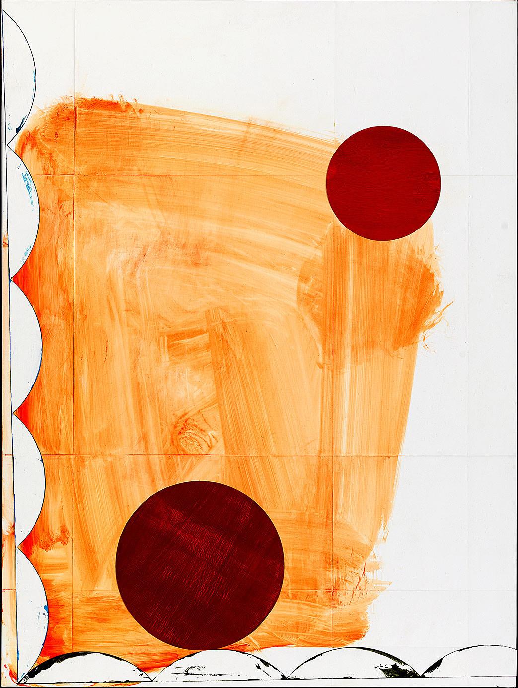 Öl auf Leinwand, 60x40