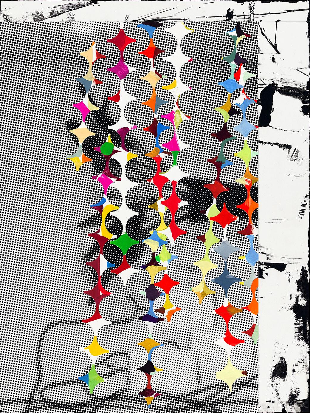 """Scavenger (5)"" 2016; 61 x 45,7 cm"