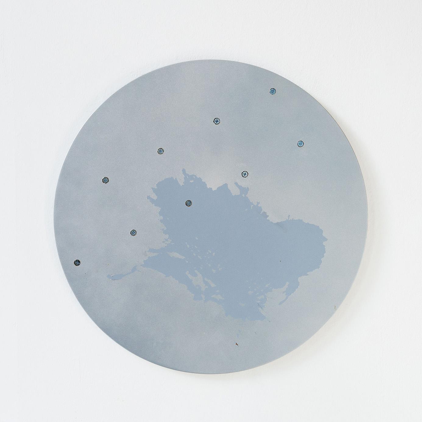 o.T._2016/17 Lack_Kunststoff_60 x 60 cm