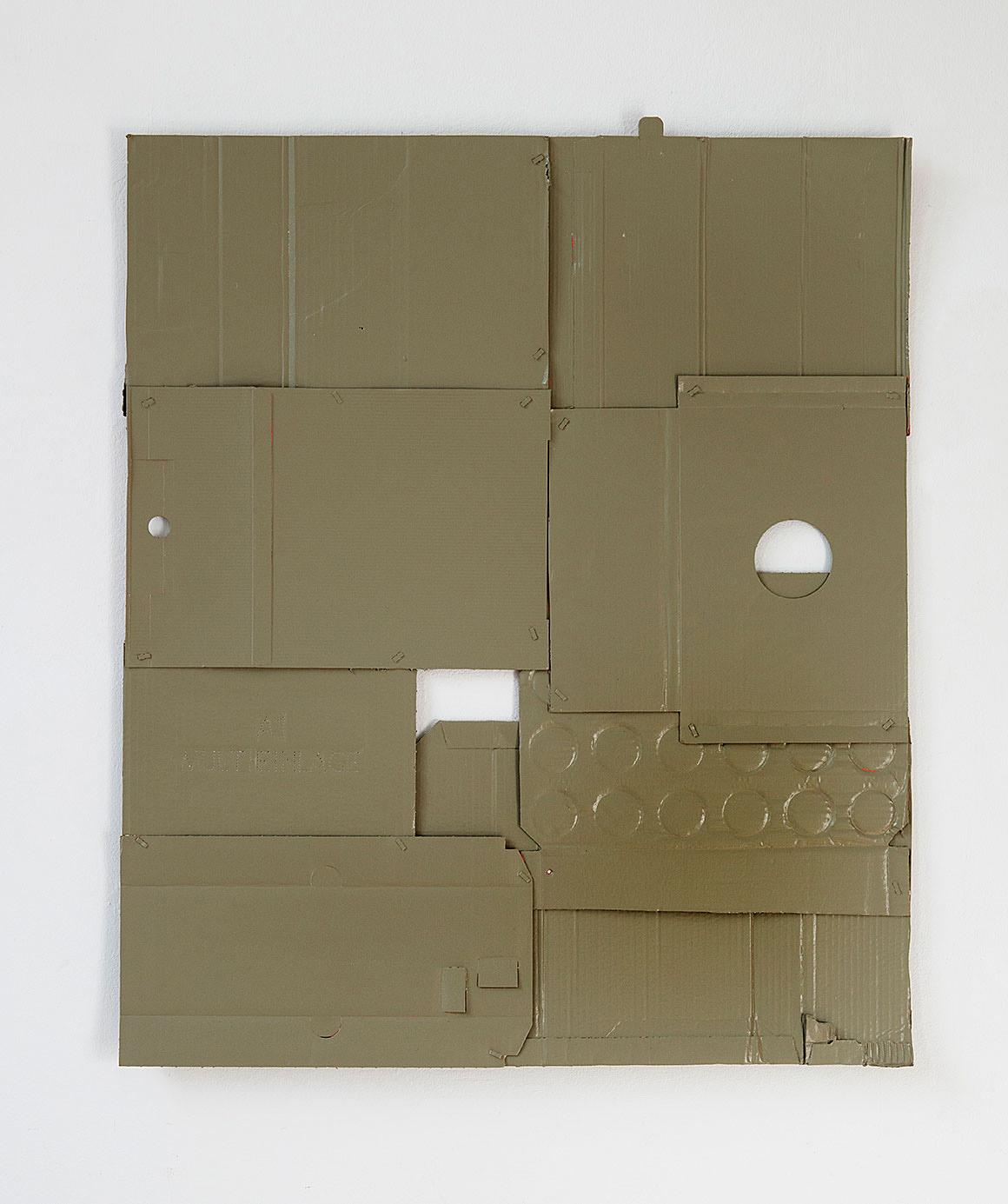 o.T._2016/17 Lack_Kunststoff_94 x 80 cm
