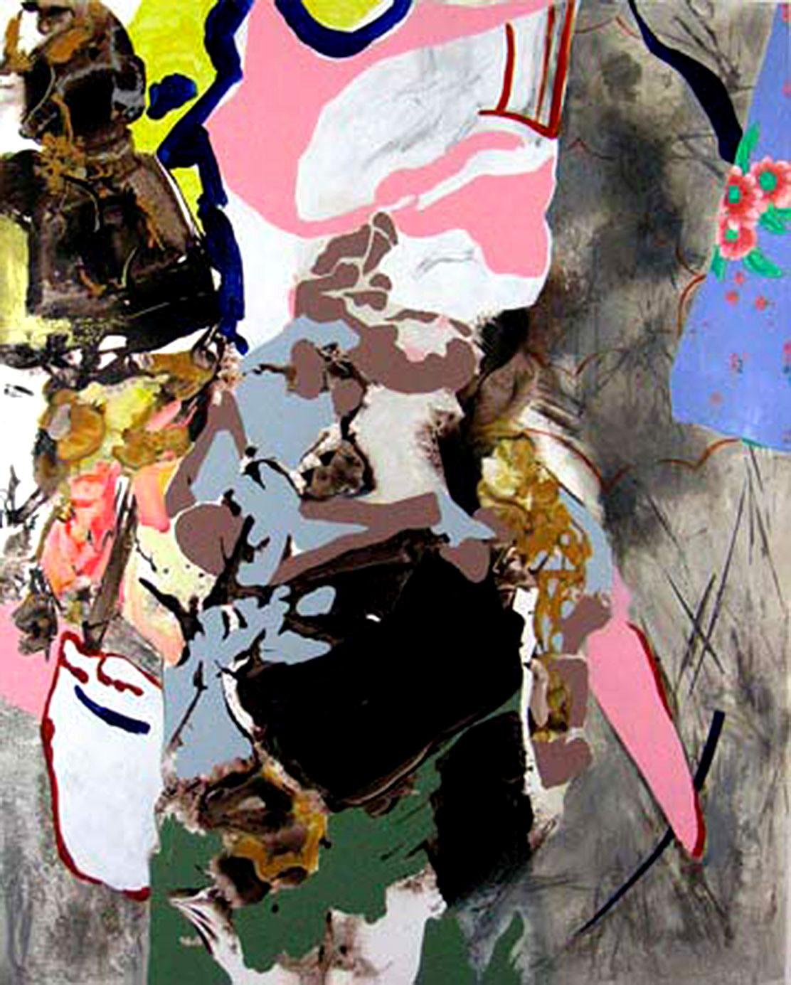 Remnant; 2008; 123 x 153 cm