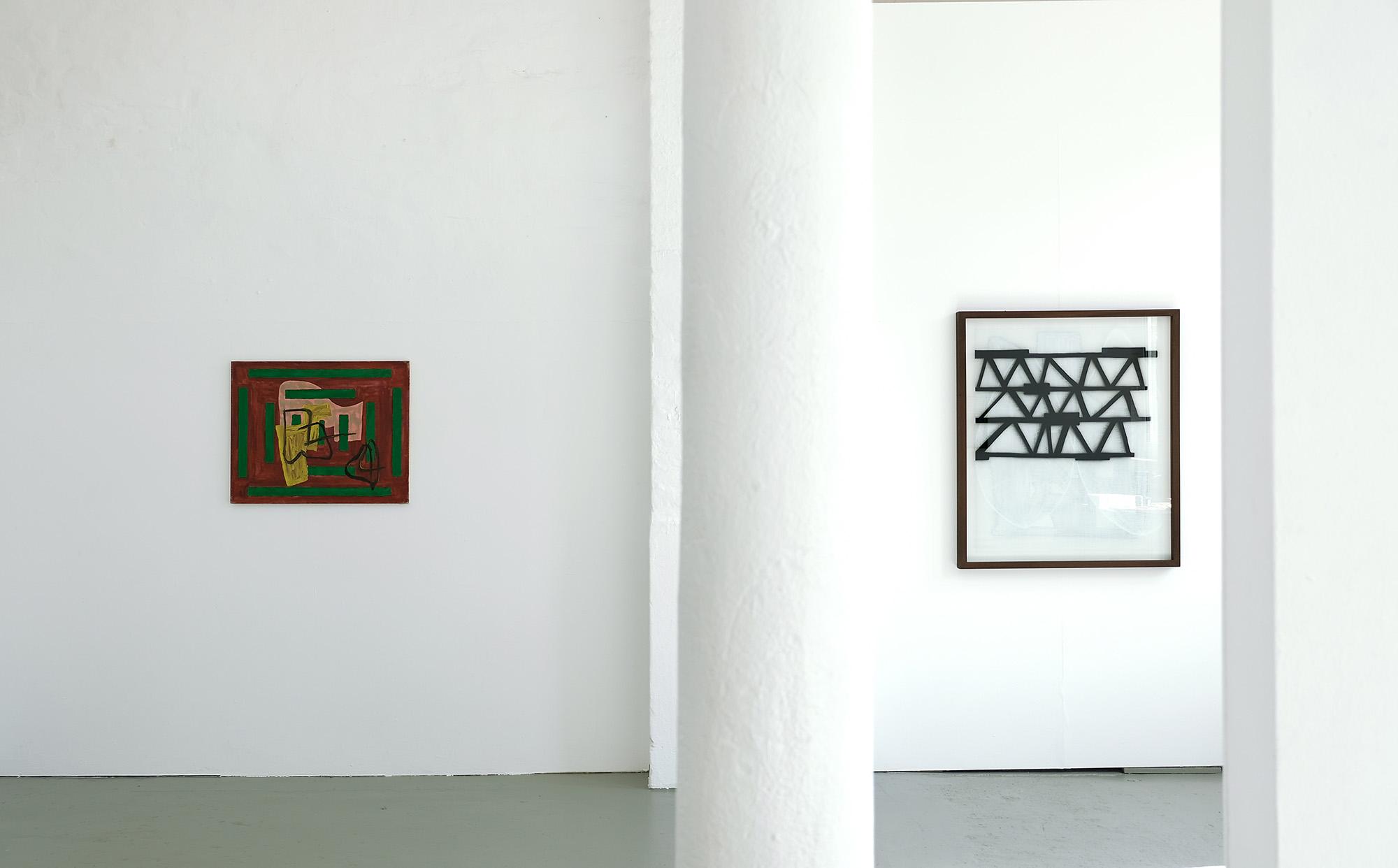 Jonathan Lasker, Julio Rondo