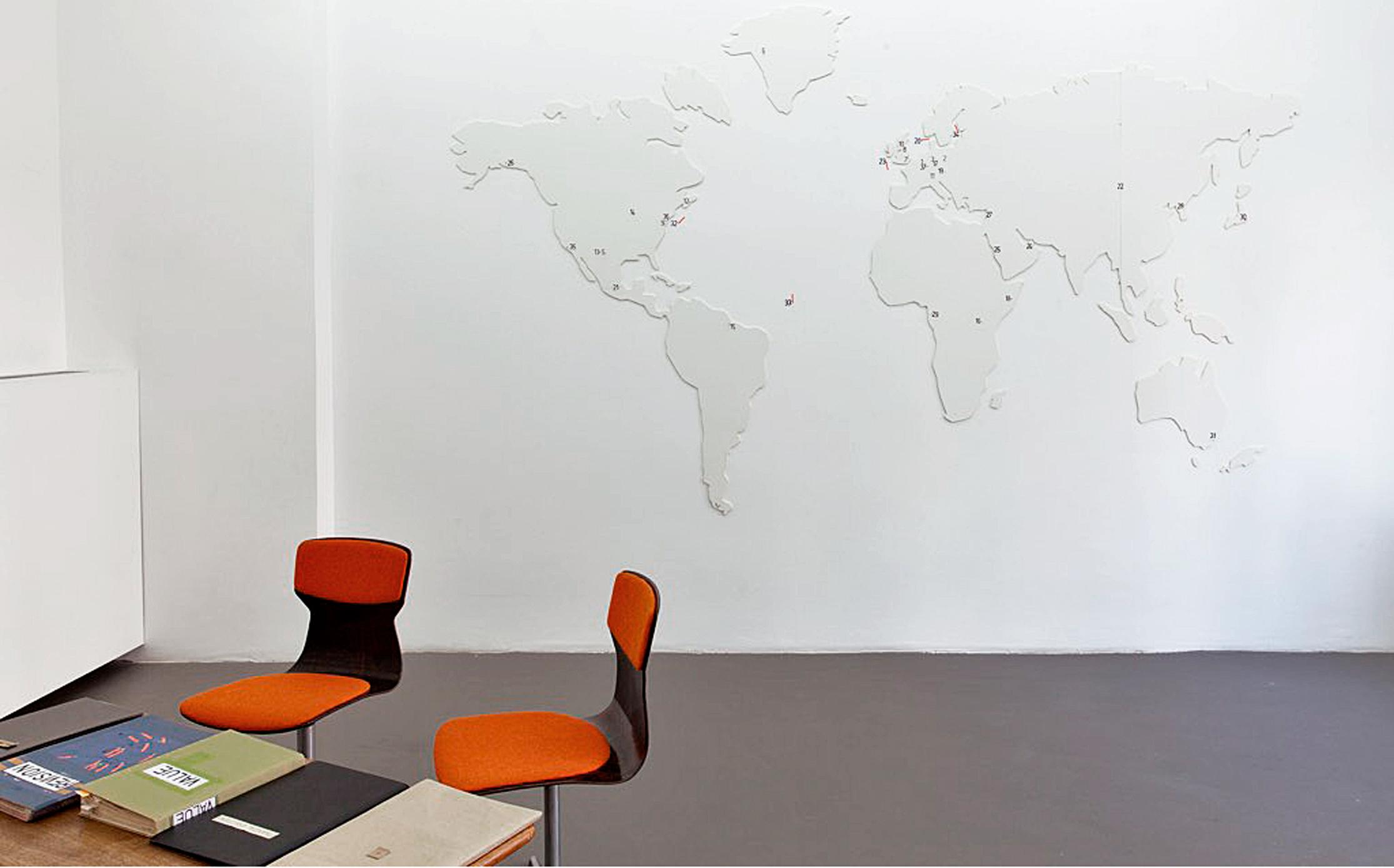 OJAI Worldmap