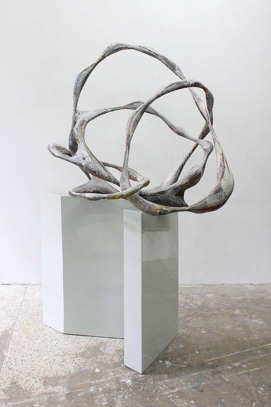 """""""Muscida""""  2013; 207 x 119 x 137 cm"""