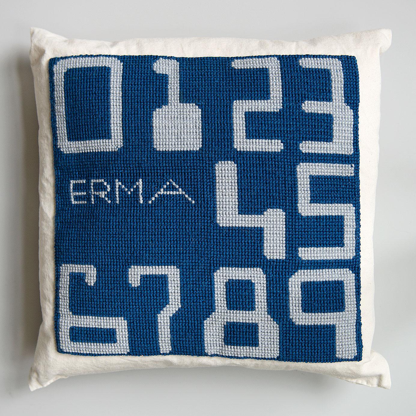 """""""ERMA"""" 2015; 35 x 35 cm"""